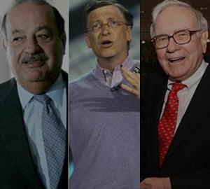 Oligarhi, moguli si investitori abili in topul celor mai bogati din lume