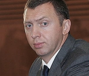 Oligarhul rus Oleg Deripaska, suspectat de spalare de bani pentru mafia rusa, in Spania