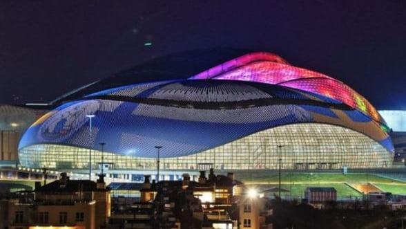 Olimpiada Soci 2014: Ceremonia de deschidere, transmisa de TVR