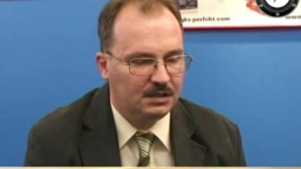 Olimpiu Grumazescu, director vanzari Saqqara