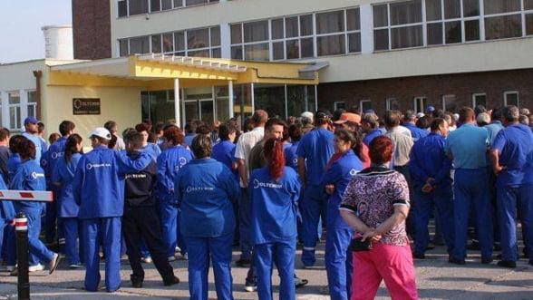 Oltchim: Salariile ar putea fi platite in 15 februarie