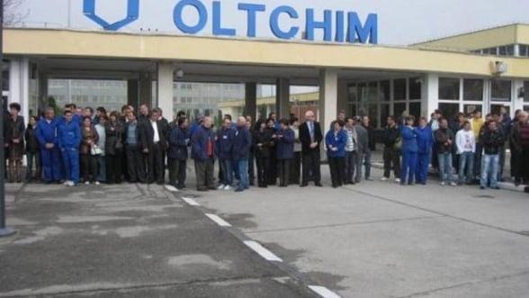 Oltchim: pierderi de 270 milioane de lei in 2011