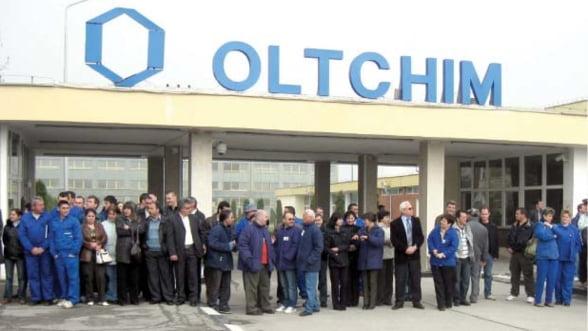 Oltchim a repornit prima sectie dupa 2 luni