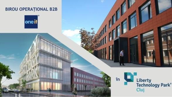 One-IT deschide un Birou Operational in Liberty Technology Park Cluj