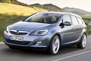 Opel Astra Sports Tourer, noul model Opel