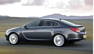Opel Insignia, urmasul lui Vectra, vine in Romania la inceputul lui 2009
