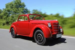 Opel Kadett Strolch roadster, redescoperit dupa 70 de ani
