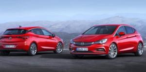 Opel a prezentat noul Astra