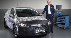 Opel prezinta noul model Astra: Iata cu ce noutati vine
