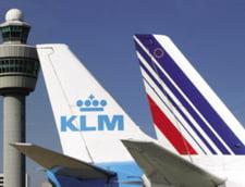 Operatorul aerian Air France-KLM ar putea desfiinta 3.000 de locuri de munca