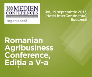Oportunitatile de dezvoltare ale agriculturii romanesti, dezbatute de experti la Bucuresti