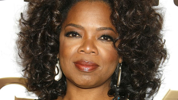 Oprah va avea o sectiune online la Huffington Post