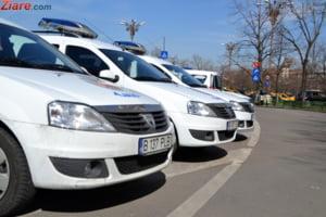 Oprea innoieste parcul auto pentru Politia Rutiera: Cat costa cele 400 de masini noi