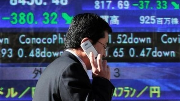 Optimism de inceput de an: Bursele asiatice au deschis in urcare