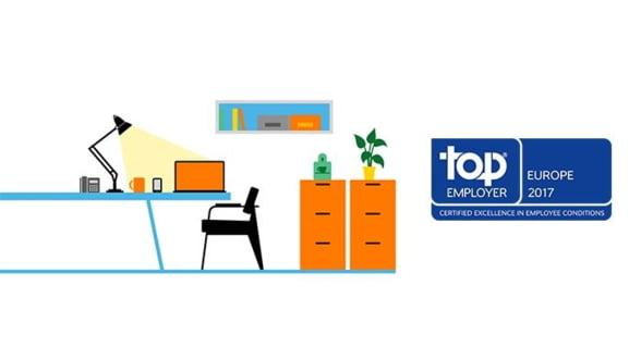 Orange Romania, angajator de top pentru al cincilea an consecutiv