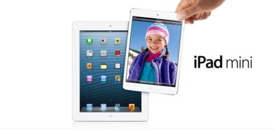 Orange Romania aduce iPad cu ecran Retina si iPad mini