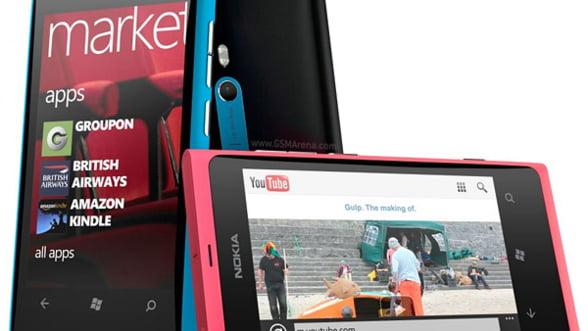 Orange Romania anunta noul Nokia Lumia 800