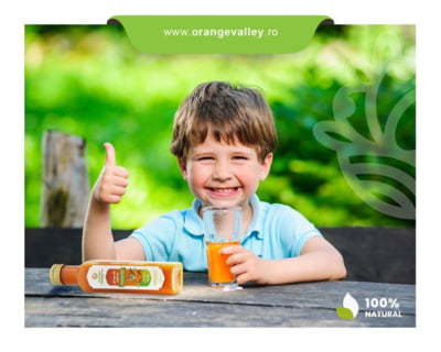 Orange Valley: beneficiile catinei in produse 100% naturale