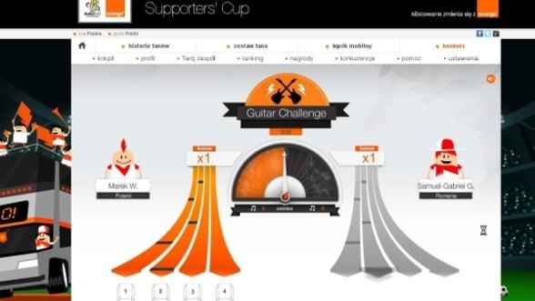 Orange si UEFA lanseaza aplicatia mobila oficiala UEFA EURO 2012