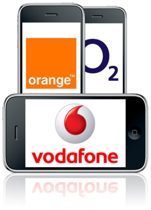 Orange si Vodafone continua sa investeasca in reteaua 3G