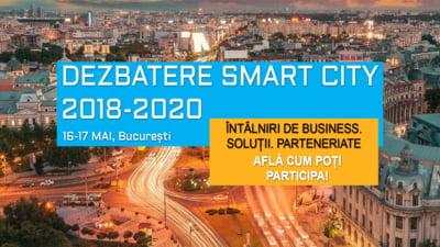 Orasele din Romania au o singura directie de dezvoltare - Smart City