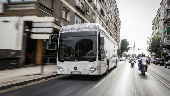 Orasul Hamburg a comandat 20 de autobuze electrice Mercedes-Benz Citaro. Bucurestiul va lua 400, dar pe motorina si turcesti