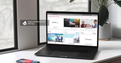 Orasul Virtual al Joburilor: 160 de companii si peste 9000 de oportunitati de cariera la Angajatori de TOP Virtual
