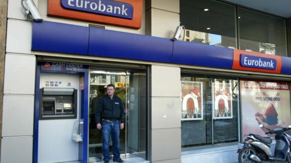 Ordin de la UE: Grupul EFG se desparte de banca greceasca Eurobank