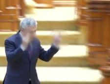 Ordonantele Guvernului pe Legile Justitiei, votate de deputati. Iordache, gesturi obscene: Mergem mai departe, vrem sa ne conducem noi