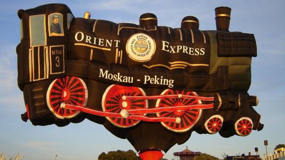 Orient Express-ul ar putea rula din nou
