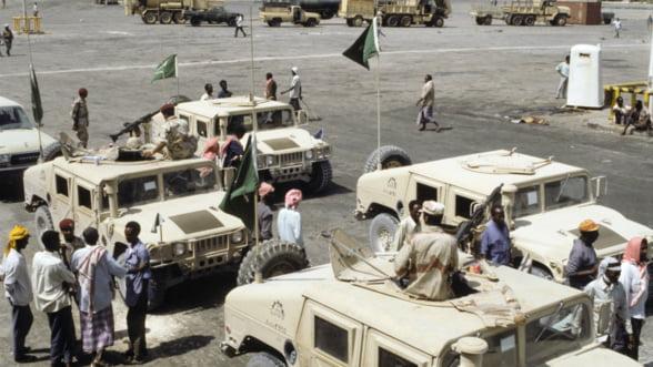 Orientul Mijlociu, la un pas de explozie. Sauditii sunt fortati la o alianta nefireasca