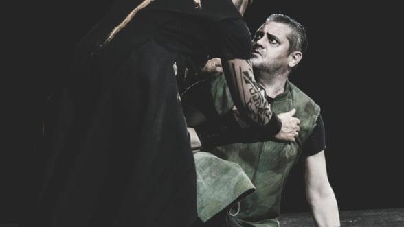Otello, in regia lui Giancarlo del Monaco, pe scena Operei Nationale Bucuresti in luna martie