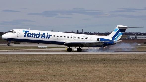 Ovidiu Tender a cerut insolventa firmei aeriene Ten Airways, pe care o detine