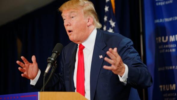 Oxford Economics: Donald Trump reprezinta cel mai mare risc pentru economia globala