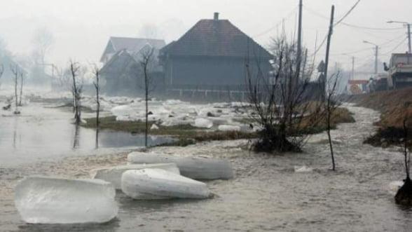 PAID: Inundatiile aduc despagubiri de 114,9 milioane lei