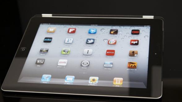 PC Garage aduce noul iPad in Romania. Vezi cat costa