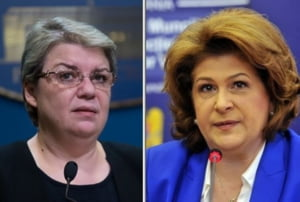 PSD discuta azi situatia ministrilor Sevil Shhaideh si Rovana Plumb, suspecti de coruptie