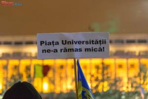 PSD spune ca protestele au obstructionat activitatea Guvernului: Mare parte din timpul prim-ministrului a fost alocat acestei probleme spinoase