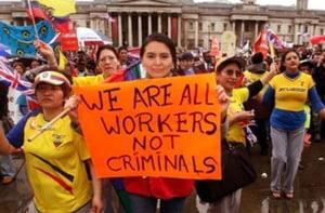 Pacaleala Brexit: Au votat impotriva imigrantilor, dar nu se vor descurca fara ei