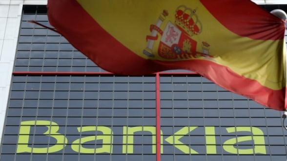 Pachetul de salvare a bancilor spaniole, o dezamagire. Ce n-a functionat