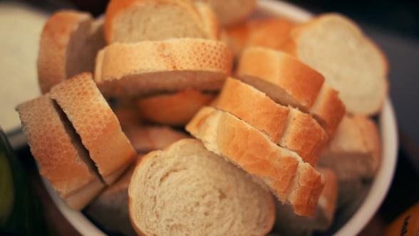 Painea se va scumpi in noiembrie. Producatori: Daca tigara s-a scumpit, nu trebuie sa scumpim si painea?