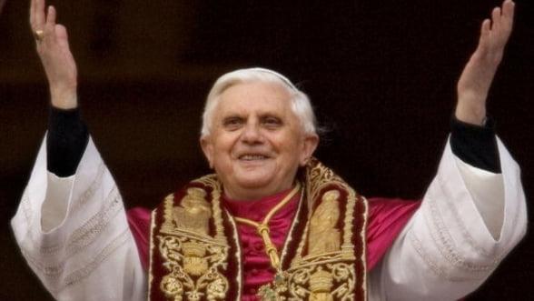 Papa Benedict se retrage - Cand incepe Vaticanul sa caute succesor