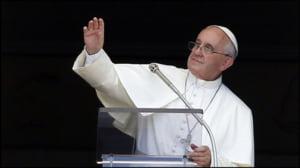 Papa Francisc, revelatie pe Twitter: Care este radacina raului social