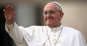 "Papa Francisc canta rock: Isi va lansa primul album intitulat ""Wake Up! """