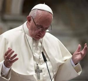 Papa intervine in conflictul dintre SUA si Coreea de Nord