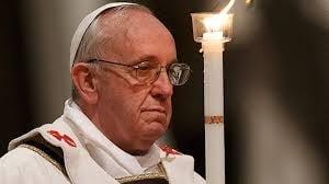 """Papa le cere credinciosilor sa duca credinta """"pana la marginile Pamantului"""""""