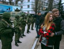 Paradisul anexat al lui Putin: In Crimeea se traieste doar cu banu' jos!