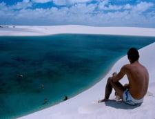 Paradisul se afla in Brazilia, in Parcul National Lencois Maranhenses
