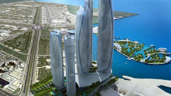 Paramount Pictures investeste 1 miliard de dolari intr-un proiect imobiliar in Dubai