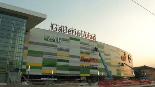 Parc de distractii de un milion de euro, in mall-ul Galleria Arad